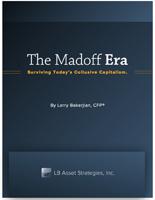 LBAS the madoff era cover