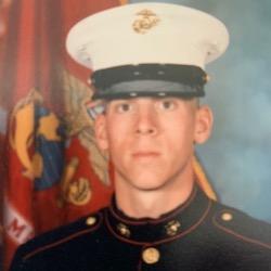 Adam Hartrum, U.S. Marine